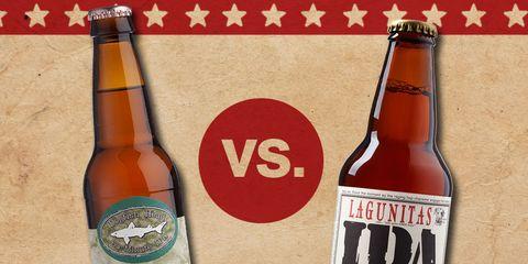 Beer Fight