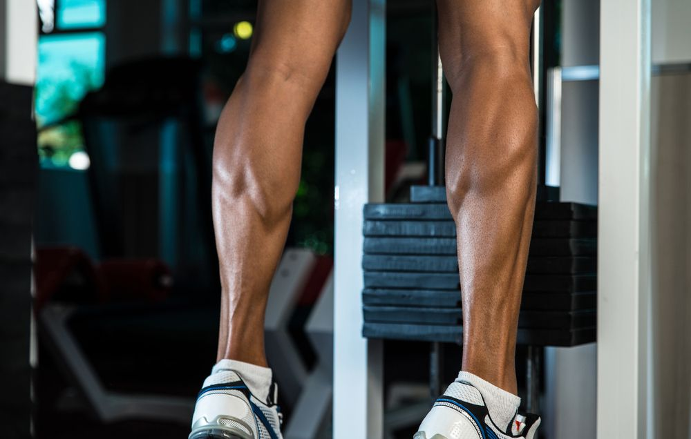 How to get huge calf muscles