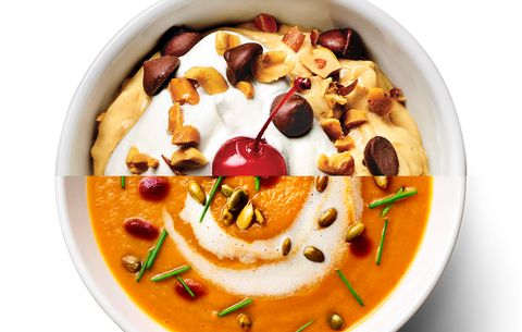4 Fast Gourmet Meals You Won't Believe You Can Make In a Blender