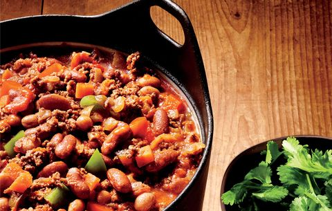 Make One Batch Of This Chili, and Feast On It All Week
