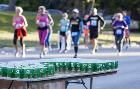 Can Spitting Out Your Sports Drink Boost Performance?