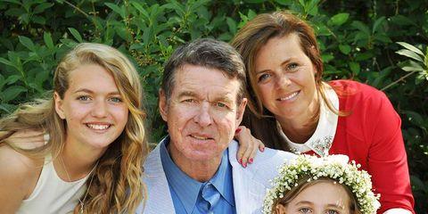 Maura Horton and family