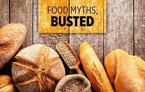 7 Food Myths — Busted!