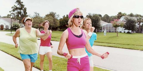 Power Walk Without Looking Silly
