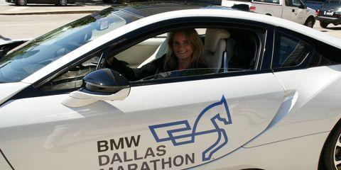 The Dallas Marathon's title sponsor