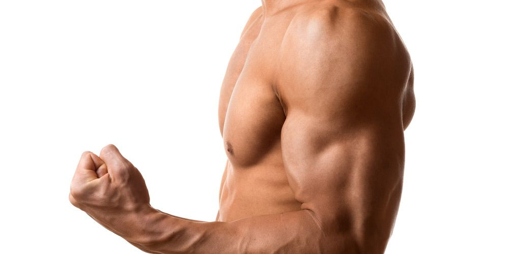 Why Your Muscles Twitch When You Workout Mens Health