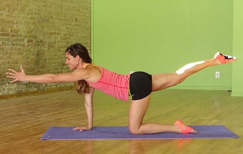 5 Moves That Target Belly And Back Fat
