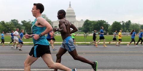 Running in DC