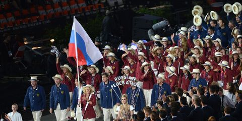 2012 Russian Olympic Team