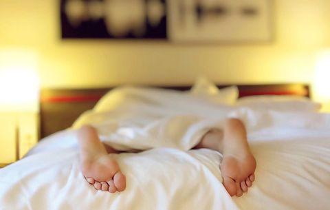 Banking Sleep Might Make You Faster