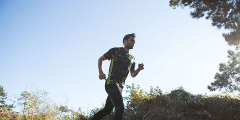 Ultrarunners use carbs as fuel