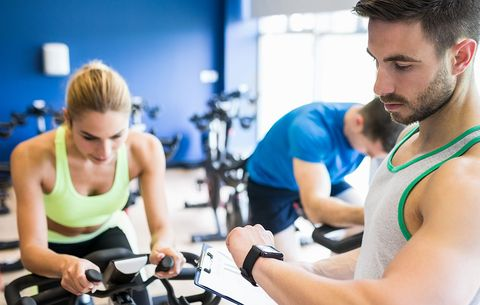 Fact: It Only Takes 60 Seconds Of Intense Exercise To Get Results