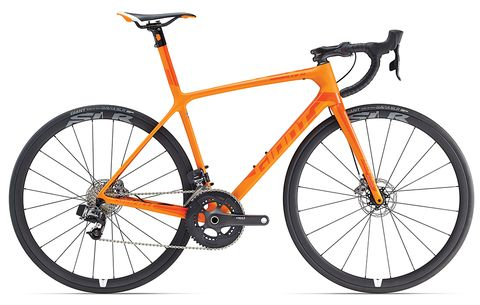 First Look: 2017 Giant Contend and TCR Advanced Disc