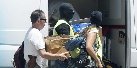 Jama Aden arrested in Spain