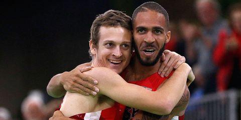 Boris Berian wins 2015 world indoor 800 meters