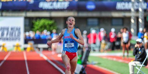 Courtney Frerichs wins 2016 NCAA championships steeplechase