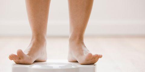 70 pound weight loss
