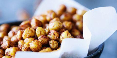 Nut-free protein snacks