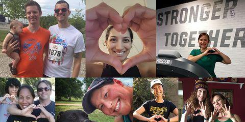 Hogwarts Running Club members run for Orlando shooting victims