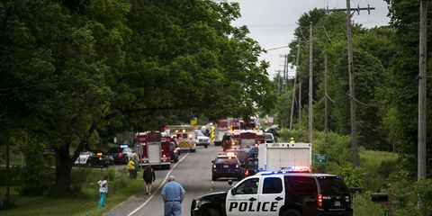 Kalamazoo crash.