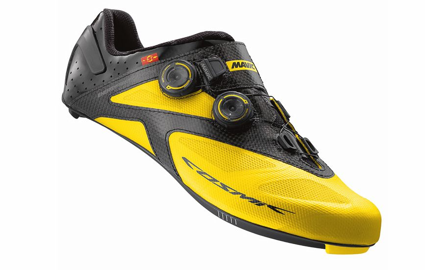 Tested: The Mavic Cosmic Ultimate Road Cycling Shoe | Bicycling