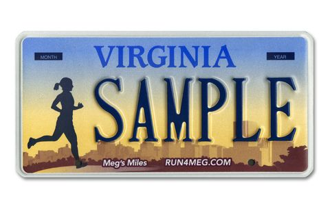 license plate to honor runner killed by drunk driver | runner's world