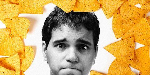 salt cravings when stressed