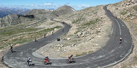 mount evans hill climb