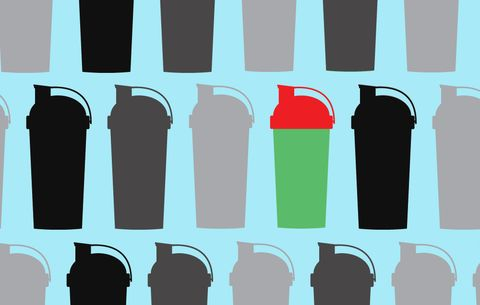 How Does Pea Protein Powder Compare to Whey? | Men's Health