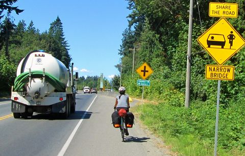 Bike Safety Tips: Where to Be on the Road