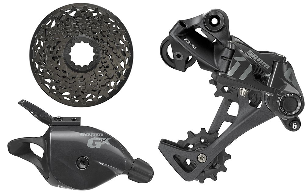 Beautiful Sram Pg-720 7-speed Cassette Cycling Cassettes, Freewheels & Cogs