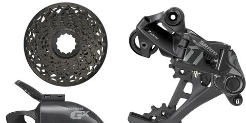 SRAM GX DH brings the key features of thier DH-specific parts to a much more accessible level