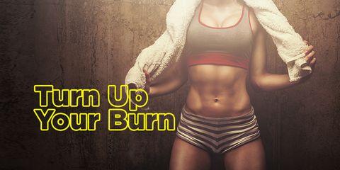 workout calories