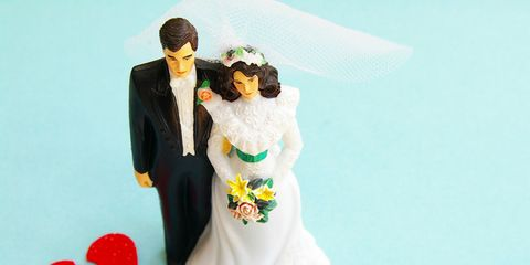Failed marriage
