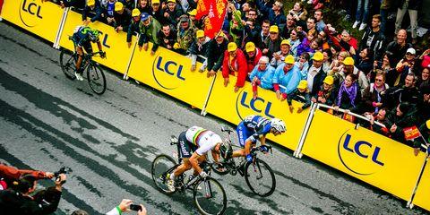 Peter Sagan wins Stage two 2016 Tour De France