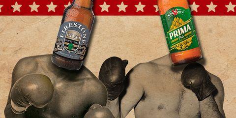 beer fight pilsner