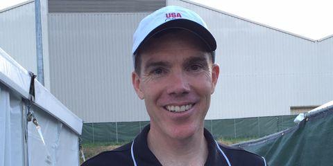 Coach Dan Browne