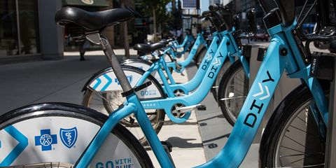divvy bike bike share chicago