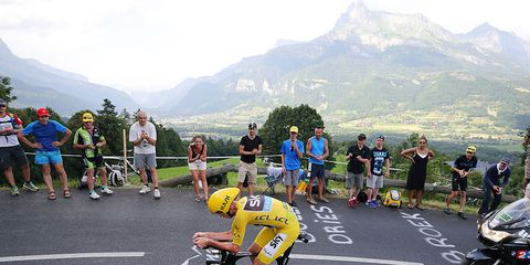 Froome Wins stage 18 of 2016 Tour de France
