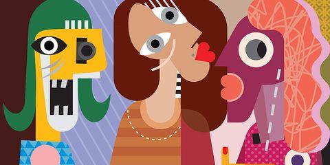 stories of divorce from women