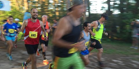 Grand Island Trail Marathon