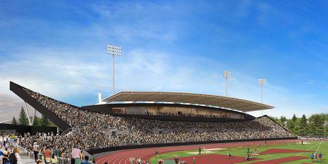 Hayward Field proposal