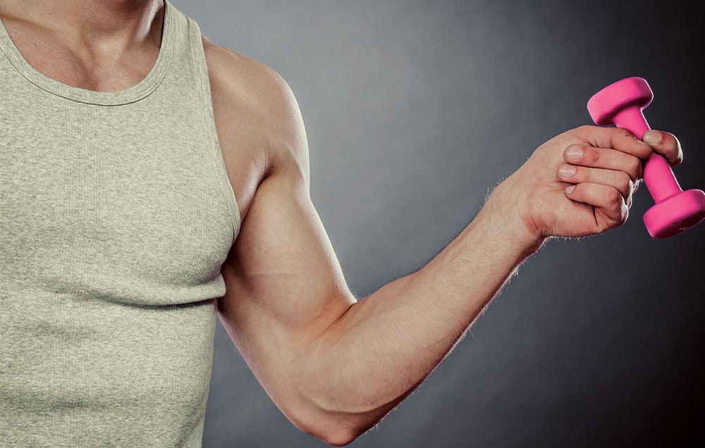 Are Heavy Weights Better For Building Muscle? The Surprising Results Of a New Study