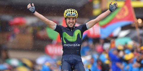 Izagirre wins stage 20