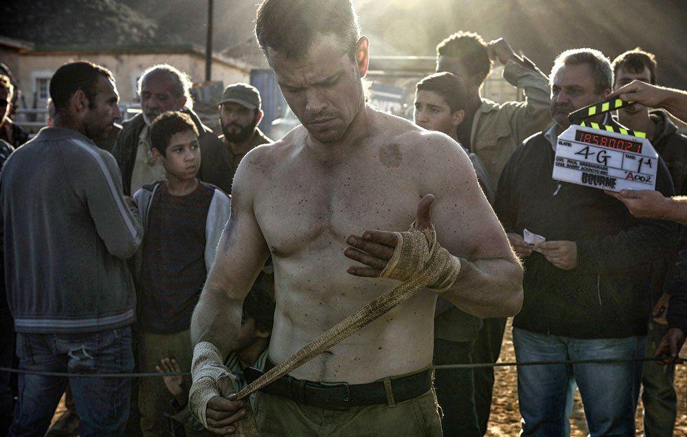Matt Damon's Training Regimen For the Jason Bourne Movie   Men's Health