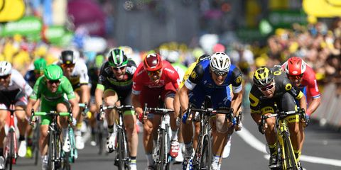 Marcel Kittel wins Stage 4 of 2016 Tour de France