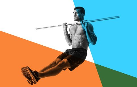 The 4-Move Workout That Chisels Your Abs and Strengthens Your Lats