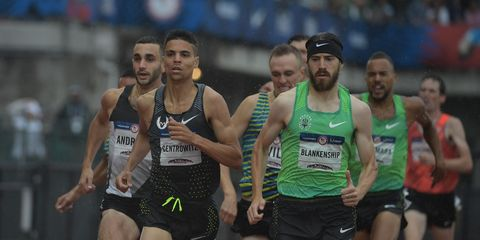 men's 1500-meter semifinal