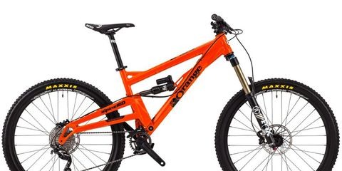 Orange Alpine 160 Pro