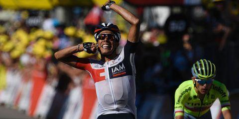 pantano wins stage 15 of 2016 Tour de France